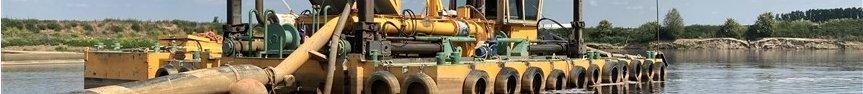 17-07-2020: Order vervangen hydraulisch systeem cutterzuiger