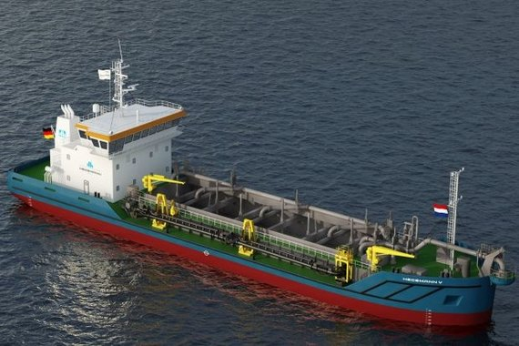 30-06-2020: Order hydraulisch systeem 1.500m3 TSHD