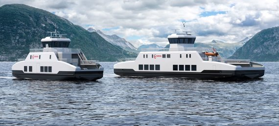 13-01-2021: Order hydraulic systems 2 electric ferries